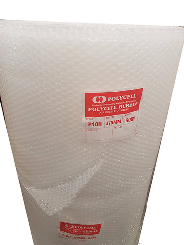 Bubble Wrap 375mm x 50 metre roll