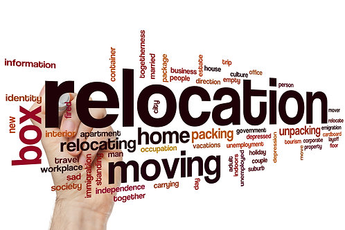 Relocation Service - Package as per your quote