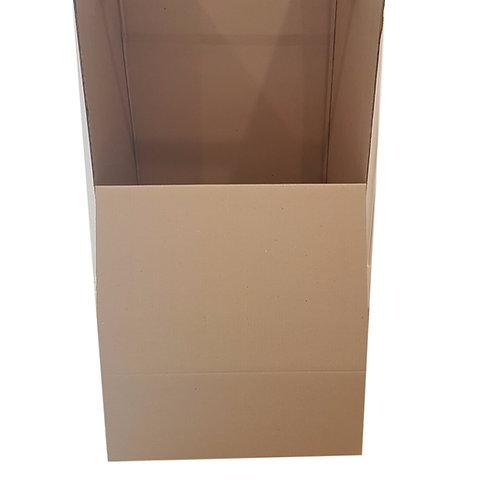 Porta Robe ONLY (Wardrobe box) NO Rail included  600 x 476 x 1100mm