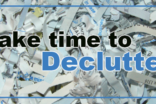 Declutter Package 1 Time Block 10 hour special