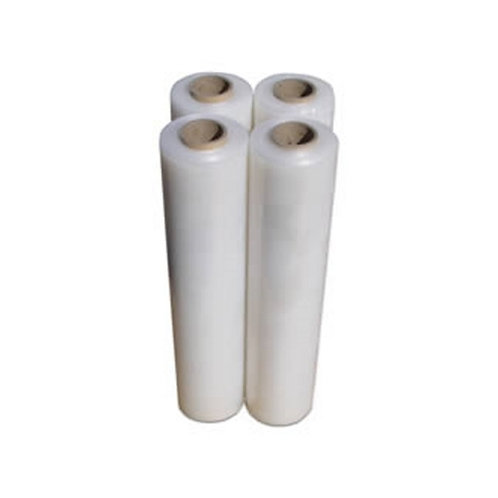 Clear Hand Pallet Wrap Cast Film  23UM 260mt roll x 500mm wide