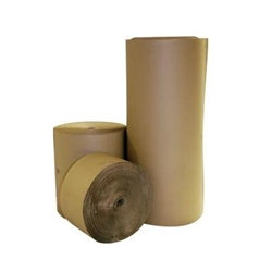 Corrugated Cardboard 600mm wide x 75 lmt roll