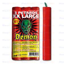 PETARD DEMON XX LARGE