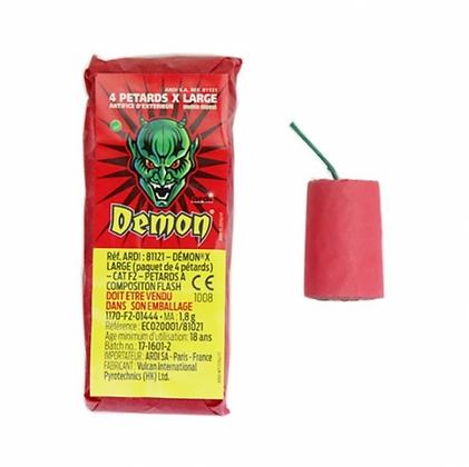 PETARD DEMON X LARGE