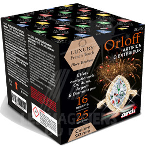 """LUXURY FRENCH TOUCH """" LE ORLOFF"""""""