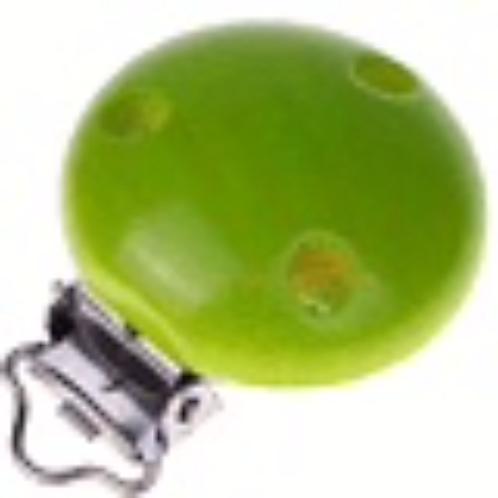 Clip attache tétine pomme