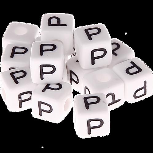 perle lettre O