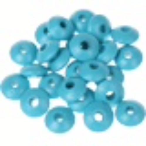 Lentilles turquoise