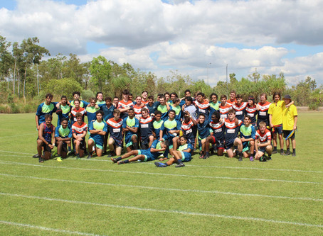 Saints Go Down in a Back & Forth 2020 Palmerston Cup