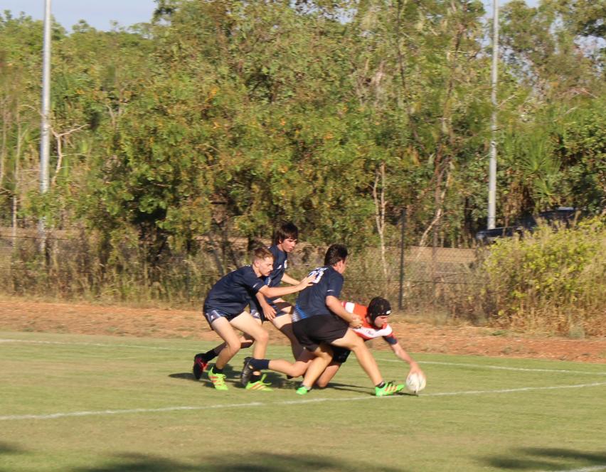 MacKillop Saints v KHS