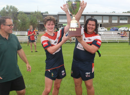 Palmerston Cup: Year 12 look to finish winning silverware in their 'Last Dance'