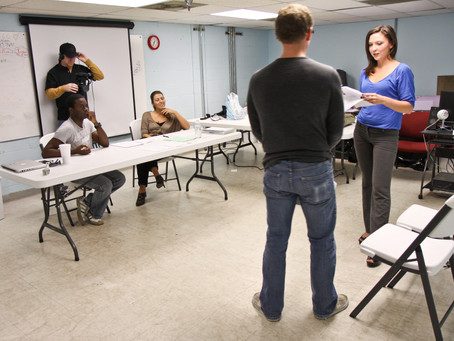 Directing Actors for the First Time