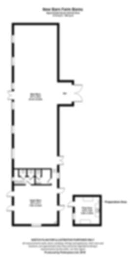 Plan of New Barn Farm Barns