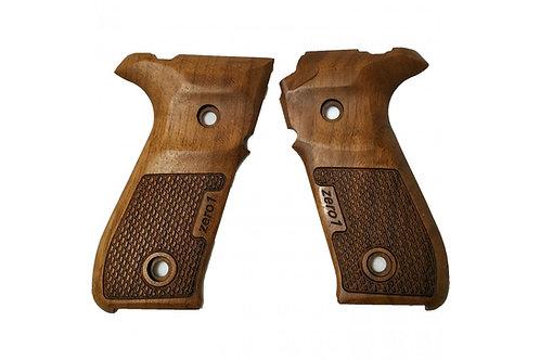 Zero 1 Wooden Grips**