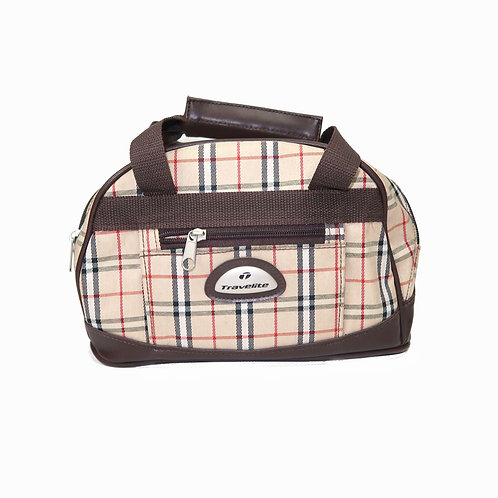 Nova Check Mini Sports Bag