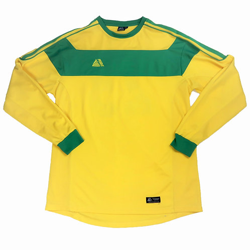 Vintage Yellow Football Goalie Shirt