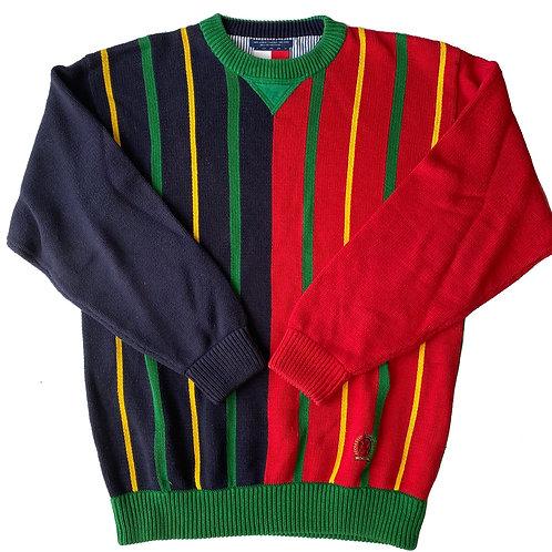 Multi Coloured Tommy Hilfiger Knit Jumper