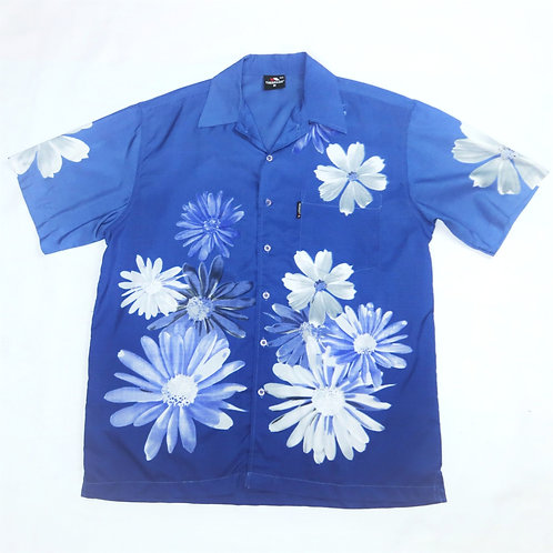 Trespass Floral Blue Shirt
