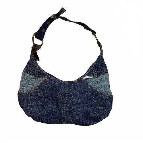 Vintage Denim Ted Baker Small Handbag