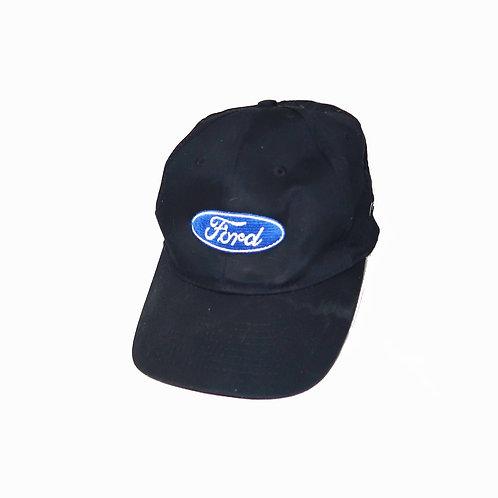Vintage Black Ford Baseball Cap