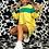 Thumbnail: Vintage Yellow Football Goalie Shirt