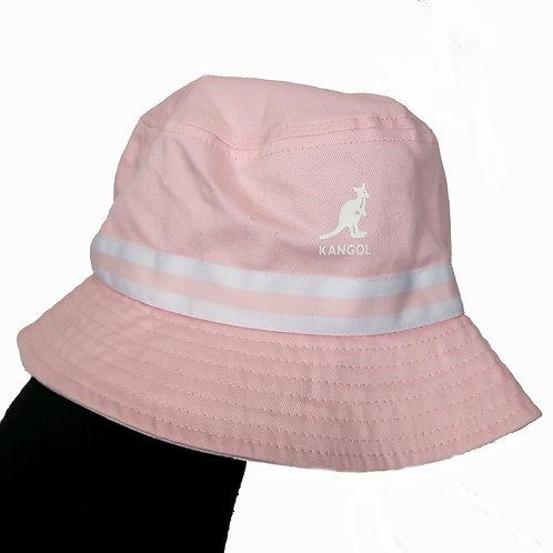 Baby Pink Kangol Bucket Hat