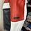 Thumbnail: Vintage Buffalo Leather Biker Motorcycle Jacket