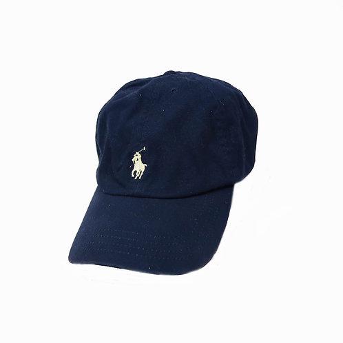 Navy Ralph Lauren Baseball Cap