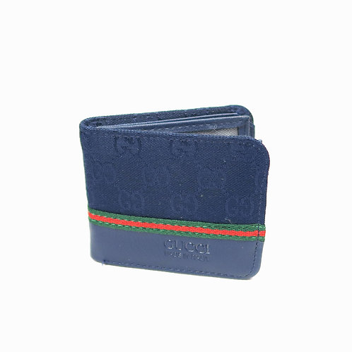 Bootleg Gucci Monogram Print Wallet
