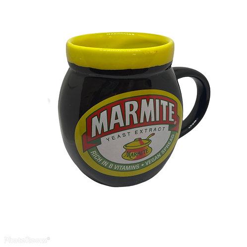 Retro Marmite Mug