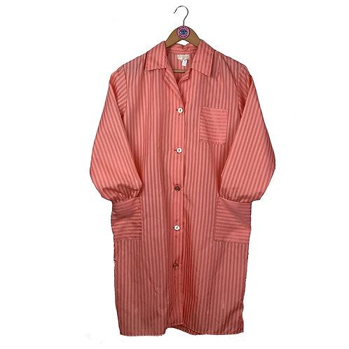 Vintage Waterproof Peachy Retro Long Jacket