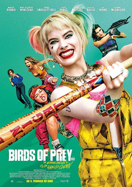 Birds of Prey - 3/5