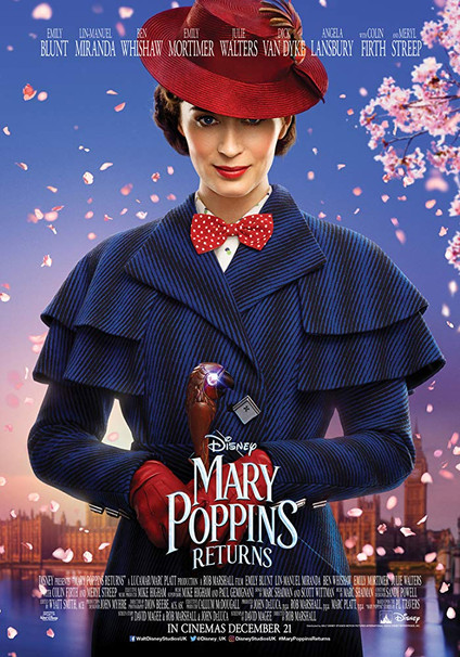 Mary Poppins Returns - 4.5/5