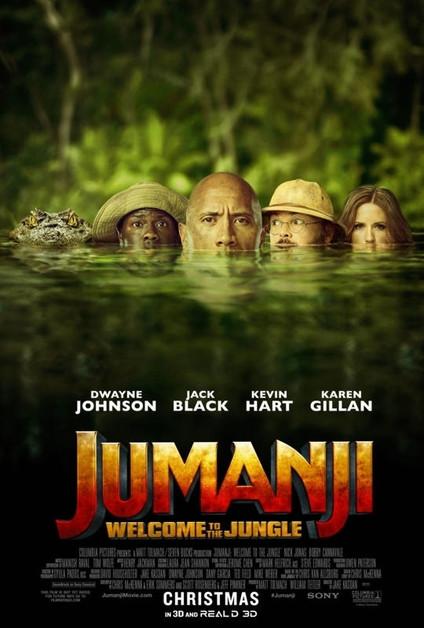 Jumanji: Welcome to the jungle - 4/5