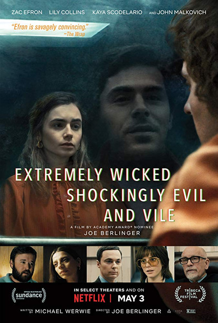 Extremely Wicked, Shockingly Evil, and Vile - 3/5