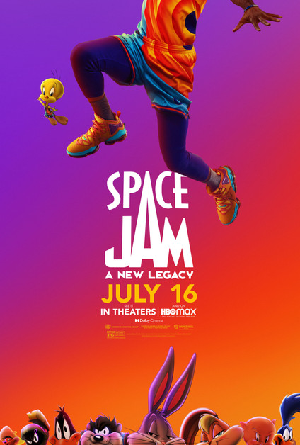 Space Jam: A New Legacy 3/5