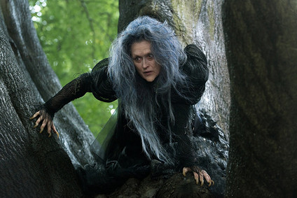 Into the woods - 3/5