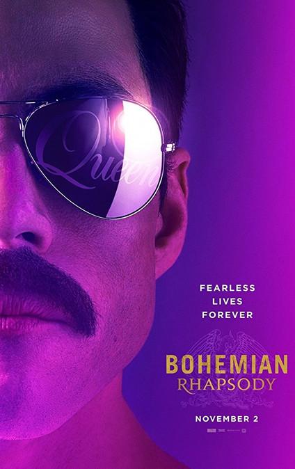 Bohemian Rhapsody - 2/5 (rewatched rating) 4/5(original rating)