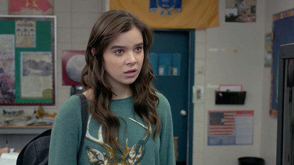 The edge of seventeen -  4.5/5