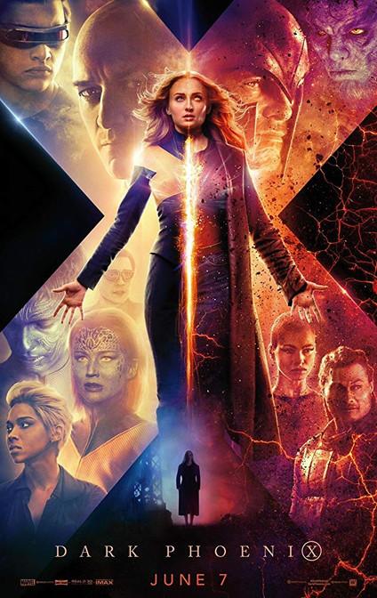 Dark Phoenix- 4/5