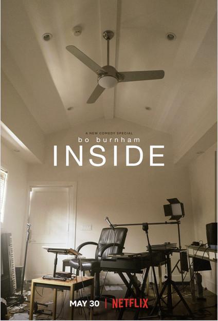 Bo Burnham: Inside - 0.5/5