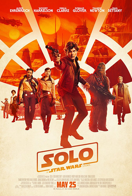 Solo: A Star Wars Story - 2.5/5