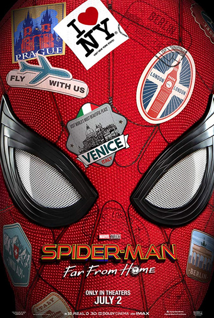 Spider-man: Far From Home - 3.5/5