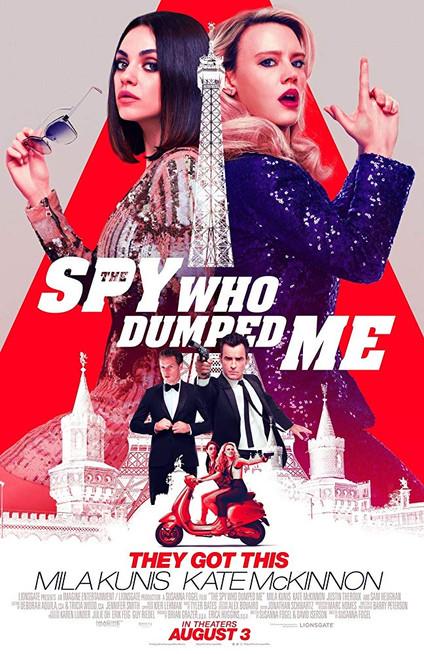 The Spy Who Dumped Me - 3.5/5