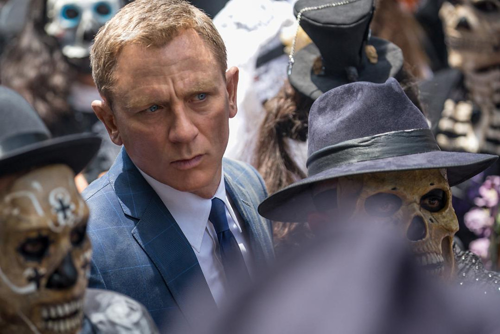 © SPECTRE2015 Metro-Goldwyn-Mayer Studios Inc., Danjaq, LLC and Columbia Pictures Industries, Inc. All rights reserved.