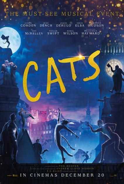 Cats - 2/5