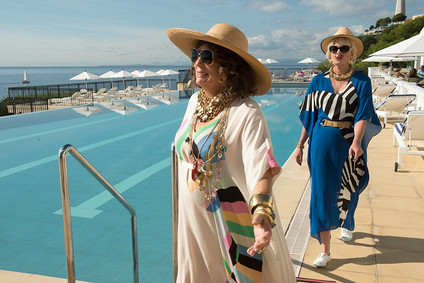 Absolutely Fabulous: The Movie -4/5