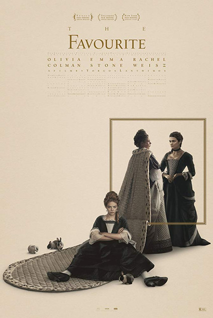 The Favourite - 4/5