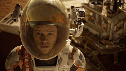 The Martian - 4.5/5