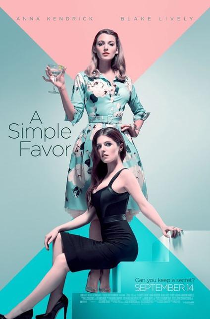 A Simple Favour - 3/5